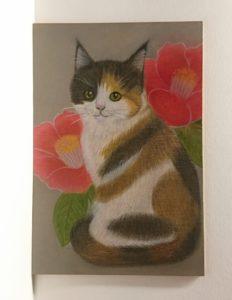 猫の絵作品集①