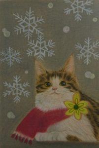 猫の絵作品集②