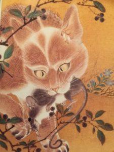 過去の画家たちが遺した有名な猫の絵②