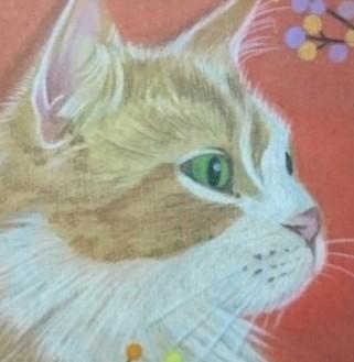 猫のいる 猫の絵教室 東京 江東区 最寄り駅 京葉線 越中島駅 門前仲町駅 月島や勝どきから便利な都営バスも出ています