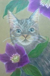 猫の絵作品集③