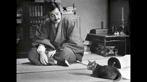夏目漱石と猫